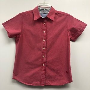 Tommy Hilfiger bottom up top size 4 red plaid